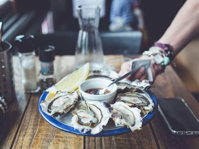 Морепродукты отличные афродизиаки для женщин и мужчин