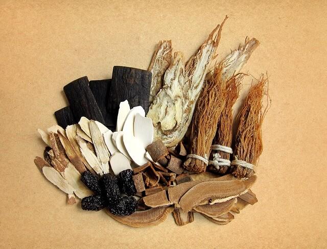 Женьшень чабрец пряная зелень отличные продукты со свойствами афродизиака