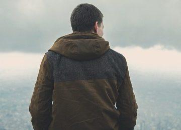 Мужчина одинок