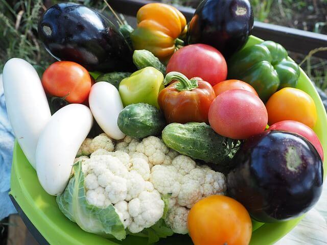 Овощи и фрукты для здоровья предстательной железы