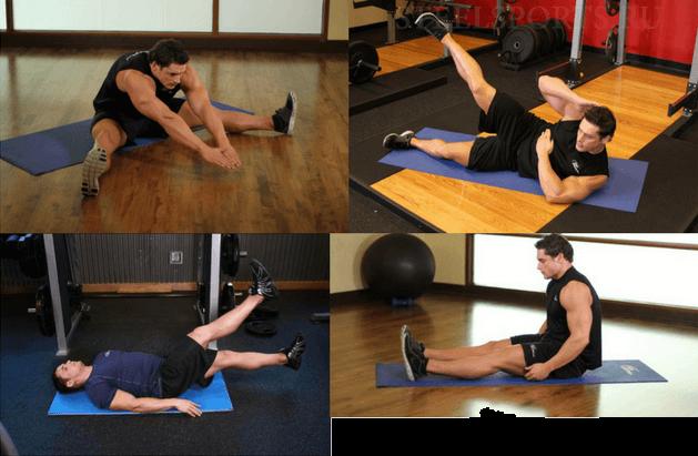 Физические упражнения для повышения потенции мужчины
