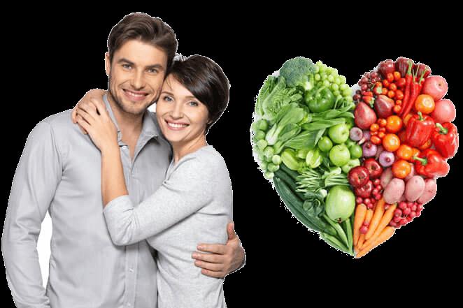 Правильное питание залог нормального уровня эстрадиола