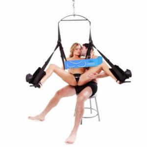 Секс качели SPINNING FANTASY SWING