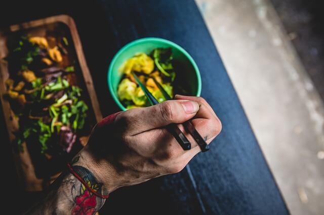 Правильное питание залог долгого полового акта
