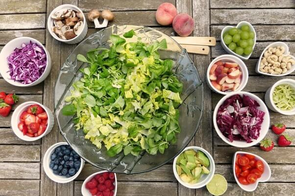 Овощи и фрукты для повышения потенции в домашних условиях