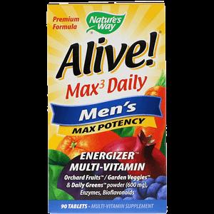 Alive максимальная потенция