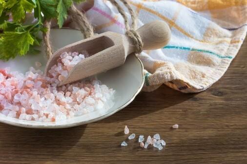 Соляные ванночки