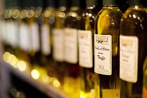 Оливковое масло полезно для здоровья мужчины