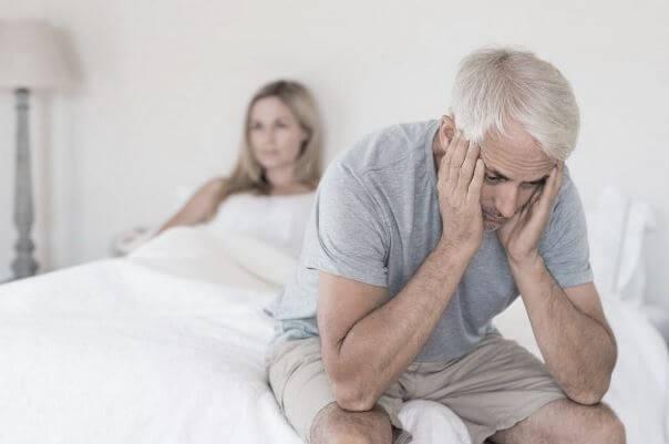 Почему появляется эректильная дисфункция у мужчины