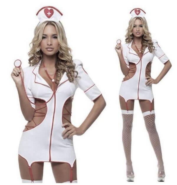 Ролевая секс игра медсестра