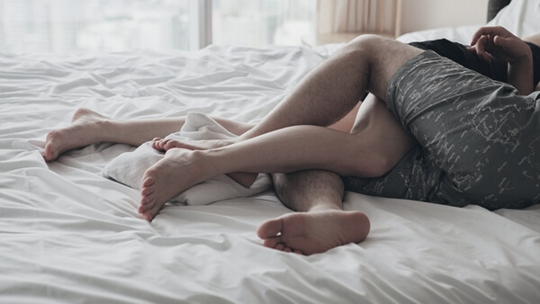 Занимаются сексом без проникновения