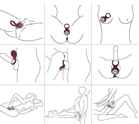 Пользуемся эректильным кольцом во время секса