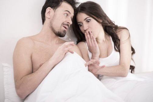 Почему у мужчин по утрам стоит член