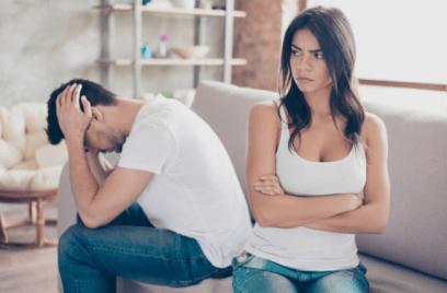 Жене не нравится секс с мужем